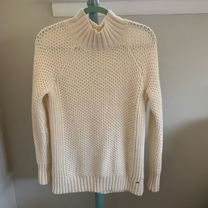 Mock Turtle Neck Sweater